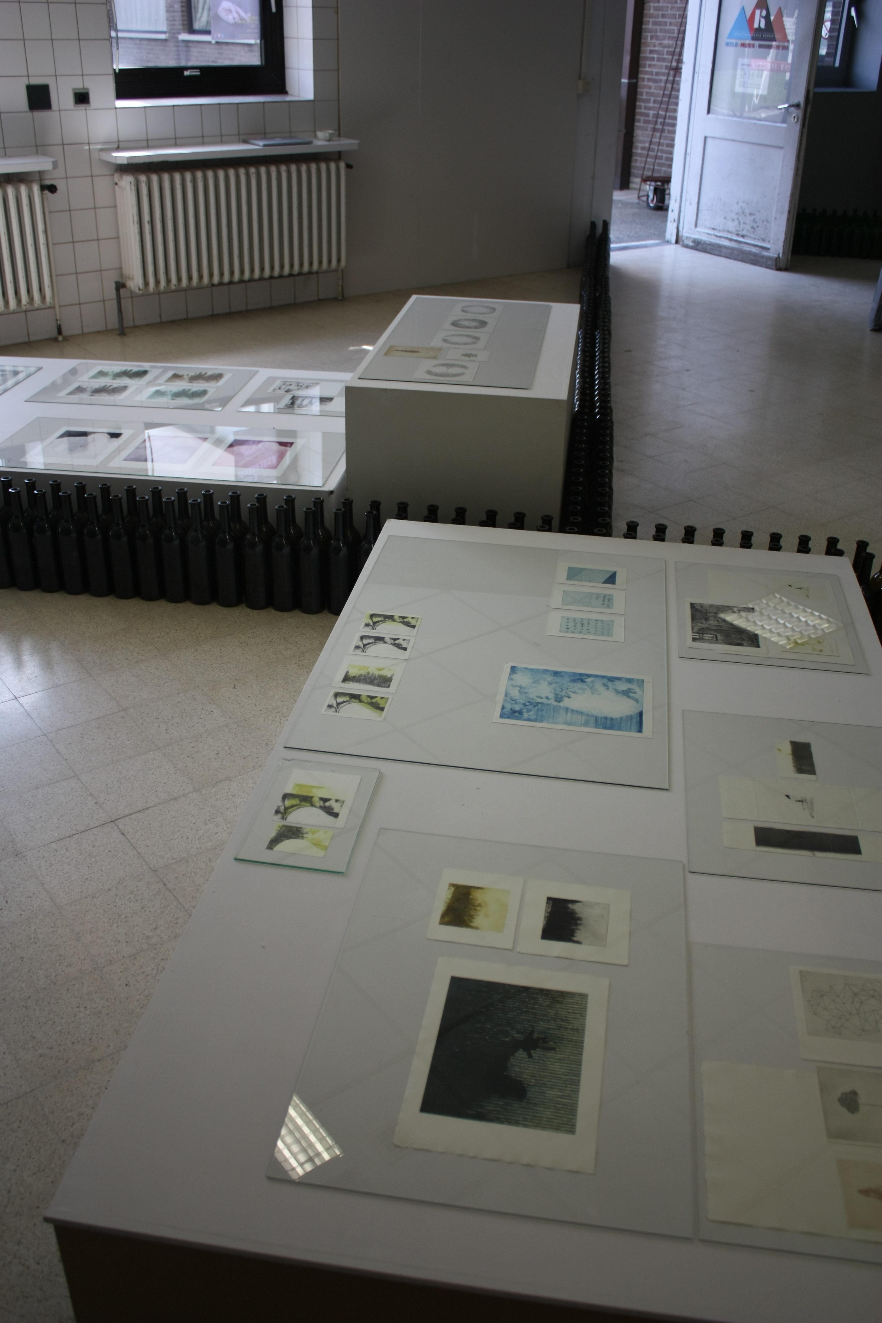 """Tentoonstelling """"Galerie -1"""""""