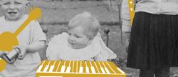 Instrumentlab (piano of gitaar of dwarsfluit)