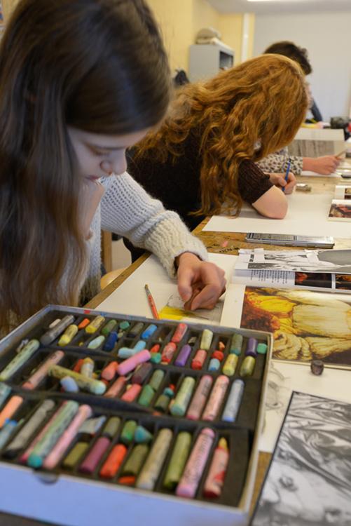Vrije kunsten Jongeren