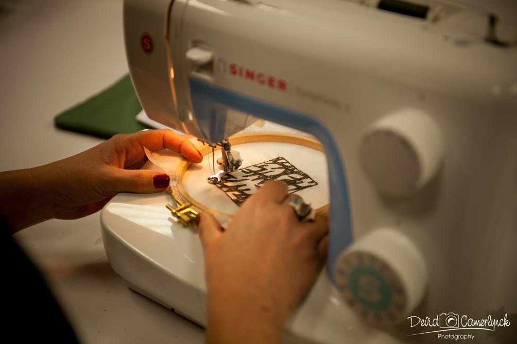 Textiele kunsten